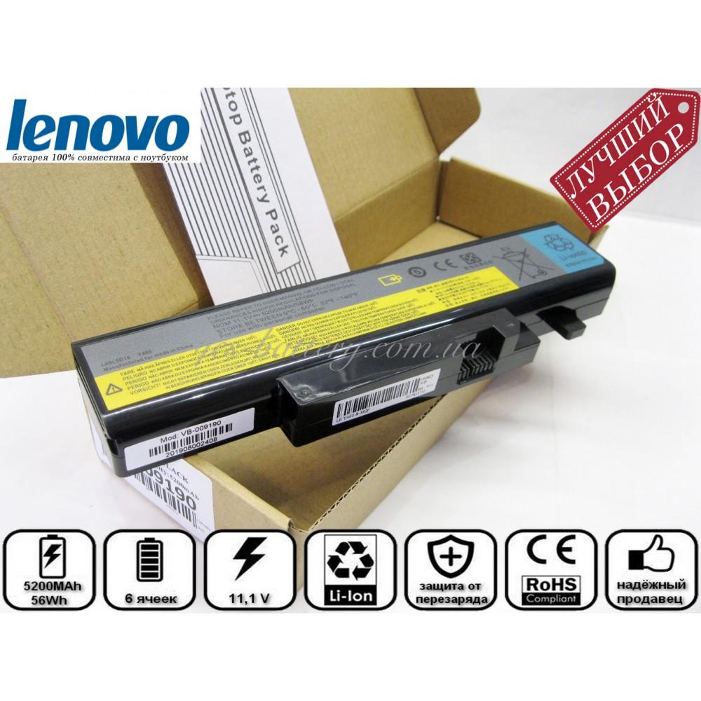 Батарея аккумулятор для ноутбука Lenovo IdeaPad Y560DT хорошего качества в yes-battery.com.ua